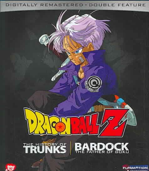 DRAGON BALL Z:BARDOK/TRUNKS DOUBLE FE BY DRAGON BALL Z (Blu-Ray)