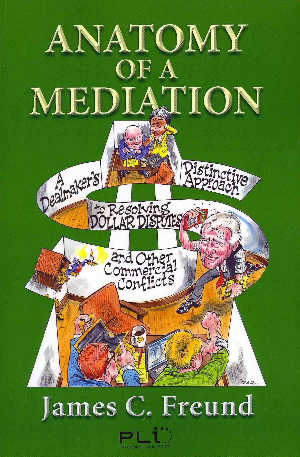 Arbitration, Negotiation, Mediation